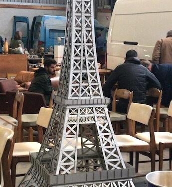 Abilis Export - Sourcing - Crazy Pieces - Eiffel tower