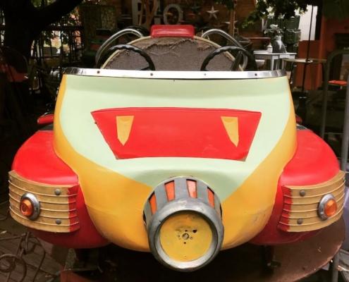Abilis Export - Sourcing - Crazy Pieces - Car