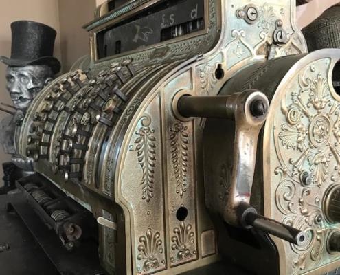 Abilis Export - Sourcing - Crazy Pieces - Cash Register
