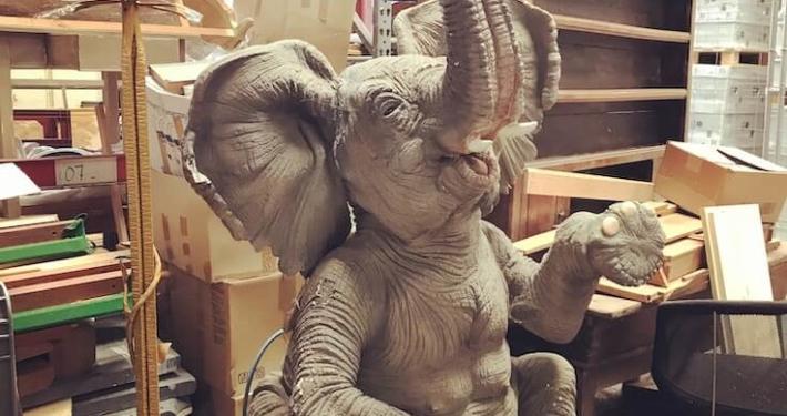 Abilis Export - Sourcing - Crazy Pieces - Elephant