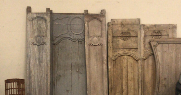 Abilis Export - Sourcing - Architectural Pieces - Wood Doors