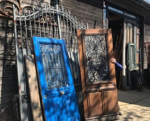 Abilis Export - Sourcing - Architectural Pieces - Doors