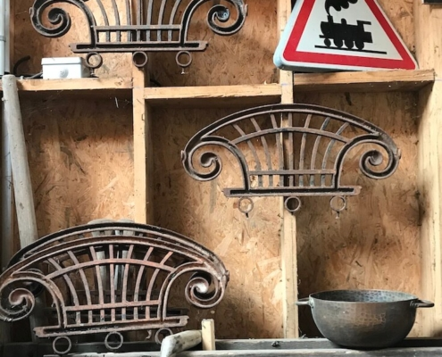 Abilis Export - Sourcing - Architectural Pieces - Ironwork