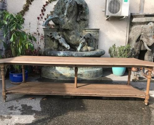 Abilis Export - Sourcing - Architectural Pieces - Table